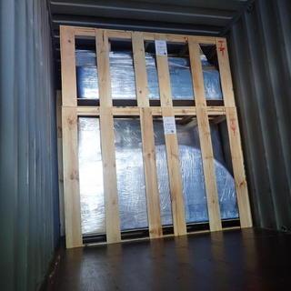 家具の輸出梱包☆彡 モンゴル実習生‼