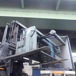 工作機械輸出バンニング‼