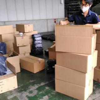 ☆彡夏商材(サンダル)出荷作業☆彡