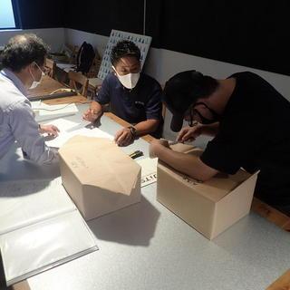 工業包装技能検定員☆彡  海外実習生‼