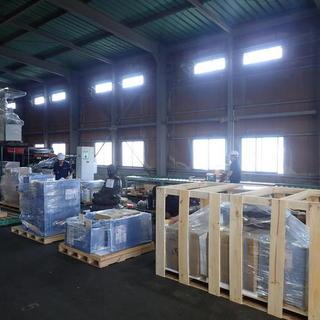 家具の輸出梱包☆彡  すかし箱‼