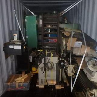 工作機械バンニング☆彡  空間の活用‼